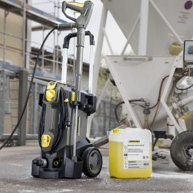 Μηχανήματα ( HD ) υψηλής πίεσης κρύου νερού