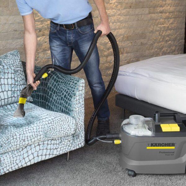 Μηχανές ( Puzzi ) πλύσης/απόπλυσης υφασμάτινων επιφανειών